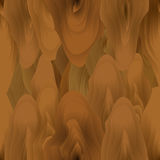 Seamless abstract light-brown wooden pattern. Vector. Royalty Free Stock Photos