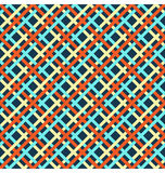 Seamless abstract line pattern Royalty Free Stock Photo