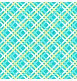 Seamless abstract line pattern Royalty Free Stock Images
