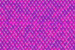 Seamless abstract magenta scales celebratory wrapping paper. Seamless creative magenta scales design suitable for design purposes Royalty Free Stock Photo