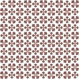 Seamless abstract maroon texture fractal patterns. On white background Royalty Free Stock Photography