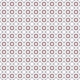 Seamless abstract maroon texture fractal patterns. On white background Stock Image