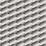 Seamless Abstract Metallic Pattern from Hexagons. Seamless abstract metallic pattern background from hexagons royalty free illustration