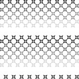 Seamless Abstract Modern Stars Pattern Stock Images