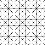 Seamless abstract monochrome geometric pattern. Design background Stock Photos