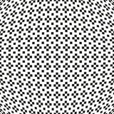 Seamless abstract monochrome plus or cross pattern   Royalty Free Stock Images