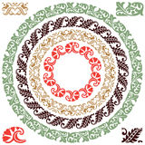 Seamless Abstract Ornament Royalty Free Stock Images