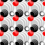 Seamless abstract pattern. Stock Photography