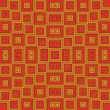 Seamless abstract pattern Stock Photo