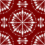 Seamless Abstract Pattern [2] royalty free illustration