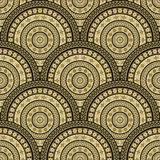 Seamless abstract pattern. Stock Photos