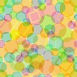 Seamless abstract pattern, Royalty Free Stock Image