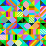 Seamless abstract pattern background Stock Photos