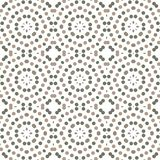 Seamless abstract pattern background with a variety of colored circles. Aesthetic colorful background stock illustration