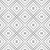 Seamless abstract pattern background with a variety of colored circles. Aesthetic multicolored background royalty free illustration