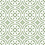 Seamless abstract pattern background with a variety of colored circles. Aesthetic colored background vector illustration