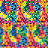 Seamless abstract pattern background. Vector Royalty Free Stock Photos
