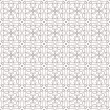 Seamless abstract pattern. Beautiful geometric background. Stock Photos