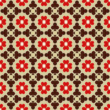 Seamless abstract pattern with card suits. For textiles, interior design, for book design, website background Royalty Free Stock Photos