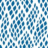 Seamless abstract pattern with colorful rhombuses. Vector illustration with leaves. Reptiles skin texture royalty free illustration