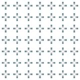 Seamless abstract pattern created from repetition of plus sign symbols. Seamless abstract pattern created from repetition of plus sign vector illustration