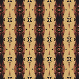 Seamless abstract pattern in ethnic style. Illustration for backgrounds, prints, design elements Royalty Free Stock Image