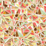 Seamless abstract pattern. Fashionable color. Vector illustration Stock Photos
