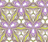 Seamless abstract pattern. Royalty Free Stock Photo