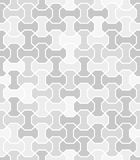 Seamless Abstract Pattern. Geometric abstract background. Seamless modern light gray pattern Royalty Free Stock Photos