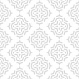 Seamless Abstract Pattern. Geometric fine abstract background. Seamless light silver modern pattern Stock Photos