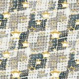 Seamless abstract pattern. Gold stars on a background of snake skin. Colorful background royalty free illustration