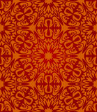 Seamless abstract pattern with gradient Royalty Free Stock Photography