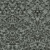 Seamless abstract pattern in grey and beige tones. Seamless colored pattern was created and rendered in 3D application Royalty Free Stock Images