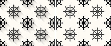 Seamless abstract pattern. With High Resolution JPG royalty free illustration