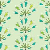 Seamless abstract pattern, illustration background Stock Photo
