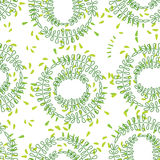 Seamless abstract pattern, illustration background Stock Photo