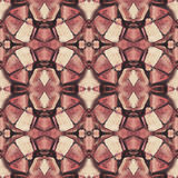 Seamless abstract pattern. Kaleidoscopic seamless texture. stock photography