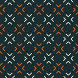 Seamless abstract pattern Royalty Free Stock Photography