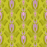 Seamless abstract pattern ornament geometric background. Seamless abstract pattern ornament geometric stylish background Royalty Free Stock Photography