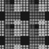 Seamless abstract pattern ornament geometric background Stock Photography