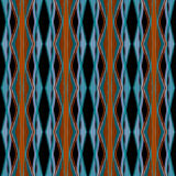 Seamless abstract pattern ornament geometric background Stock Photos