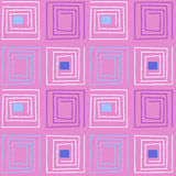 Seamless abstract pattern ornament geometric background Royalty Free Stock Photo