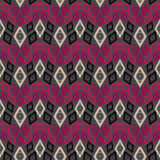 Seamless abstract pattern ornament geometric rhombus background Stock Photos