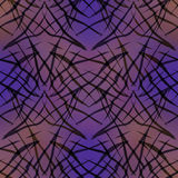 Seamless abstract pattern ornament geometric stylish background Royalty Free Stock Photo