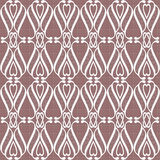 Seamless abstract pattern   ornament  texture  background. Seamless abstract pattern  ornament stylish texture on brown background stripe Stock Image
