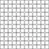 Seamless Abstract Pattern from Plus Cross Symbols Royalty Free Stock Image