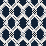 Seamless Abstract Pattern from Plus Cross Symbols Royalty Free Stock Photos
