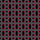 Seamless Abstract Pattern from Plus Cross Symbols Stock Photography