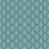 Seamless Abstract Pattern from Plus Cross Symbols Stock Images