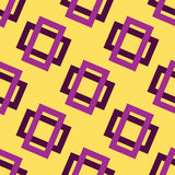 Seamless Abstract Pattern from Plus Cross Symbols. Seamless abstract pattern created from repetition of plus cross symbols Royalty Free Stock Image